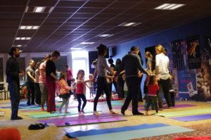 Yoga en familles 5 mai 2019!