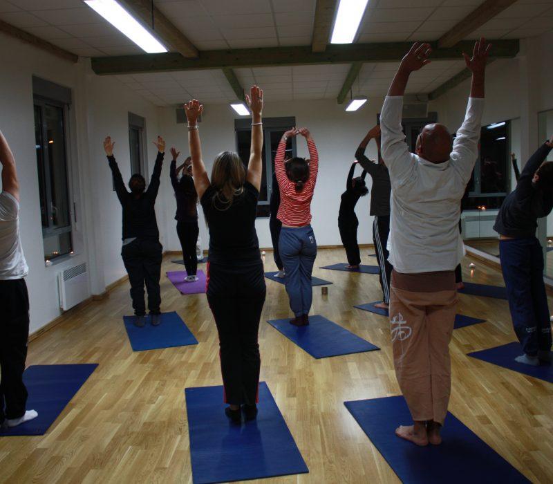 Yoga à la Rochelle